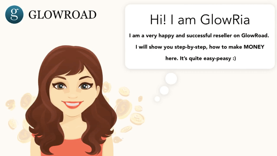 How to earn on GlowRoad?