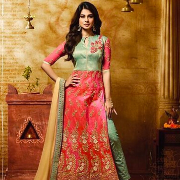 Stitched Salwar Suit Sets
